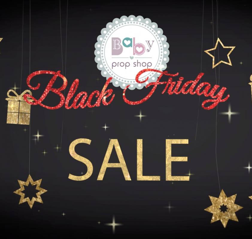 Baby Prop Shop's Black Friday Sale