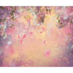 Cherry Blossom Photography Backdrop